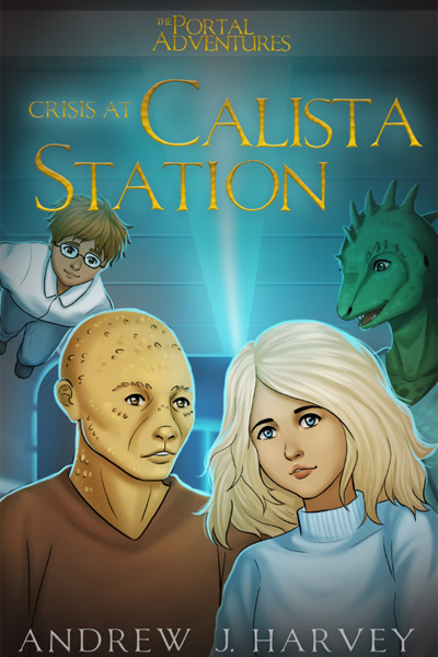 Cover - Crisis at Calista Station