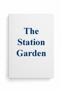 Blank Cover - The Station Garden