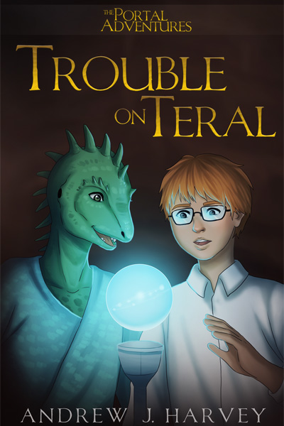 Cover - Trouble on Teral